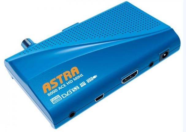 احدث سوفت وير لجهاز Astra 8000 Ace HD MINI