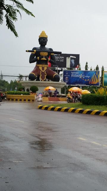 Battambang - Camboya