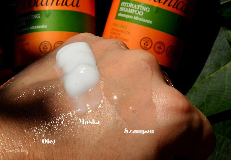 Kosmetyki do włosów Trico Botanica Hydrating Pro-Age