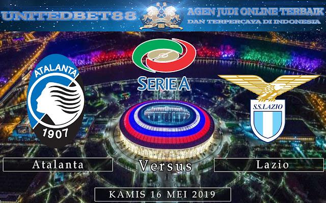 PREDIKSI Atalanta (N) vs Lazio 16 MEI 2019