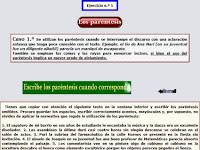 http://reglasdeortografia.com/parentesis01.php