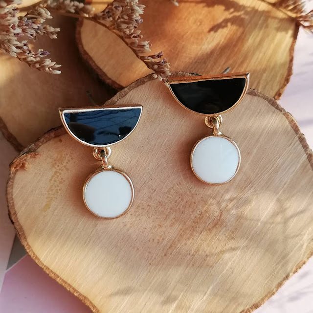 Dijual perhiasan emas imitasi impor manis berkualitas KWANG EARRING, Toko Online Jakarta