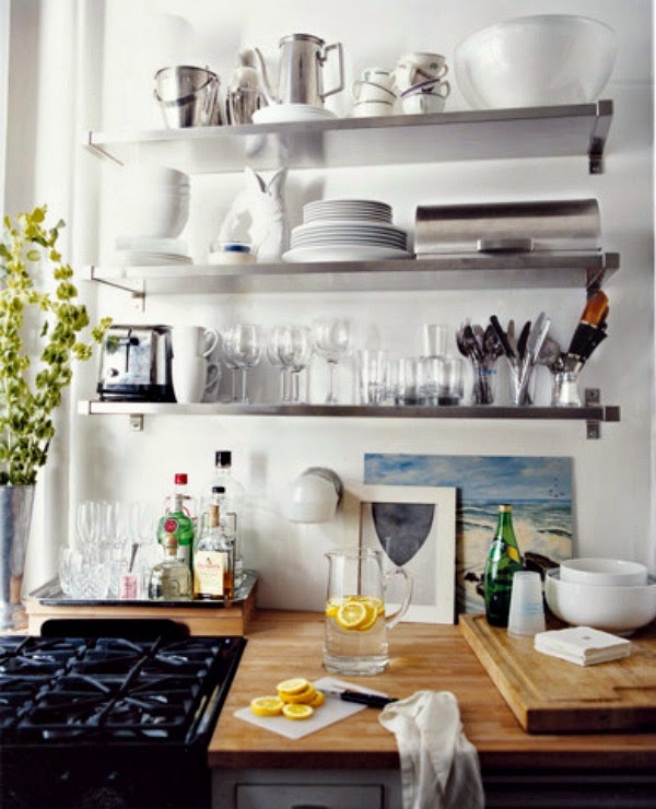 Back Houses For Rent: 8 How-To Ideas For Rental Kitchens