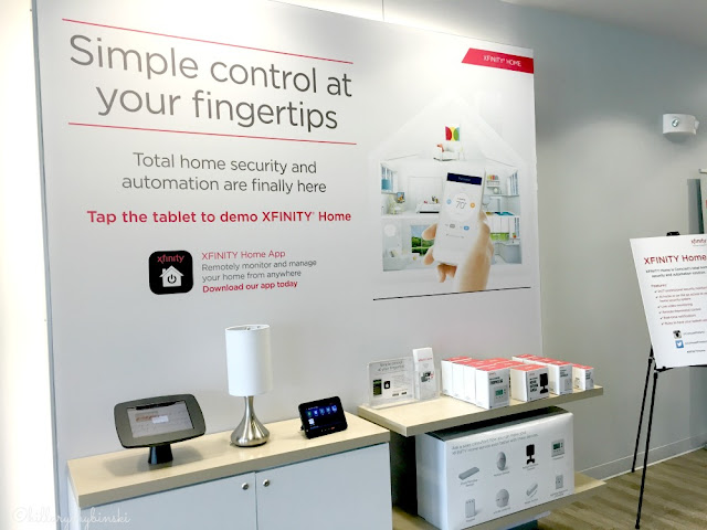 Secure and Control your home with Xfinity Home, no matter where you may be