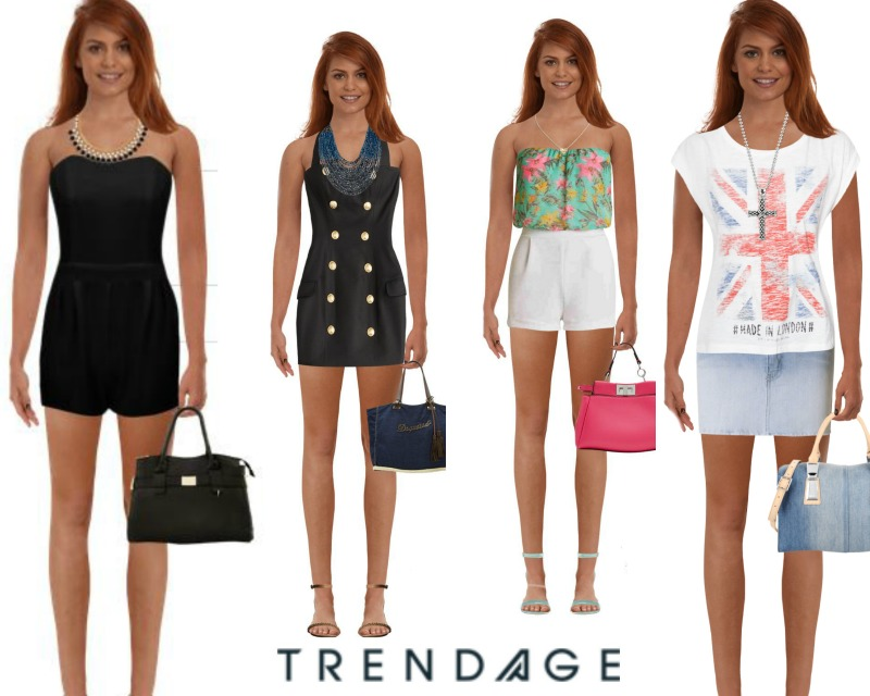 Virtual Shopping With Trendage, By Barbie's Beauty Bits