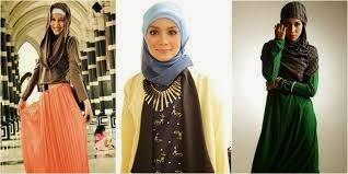 Tutorial Hijab yang Selaras dengan Warna Kulit