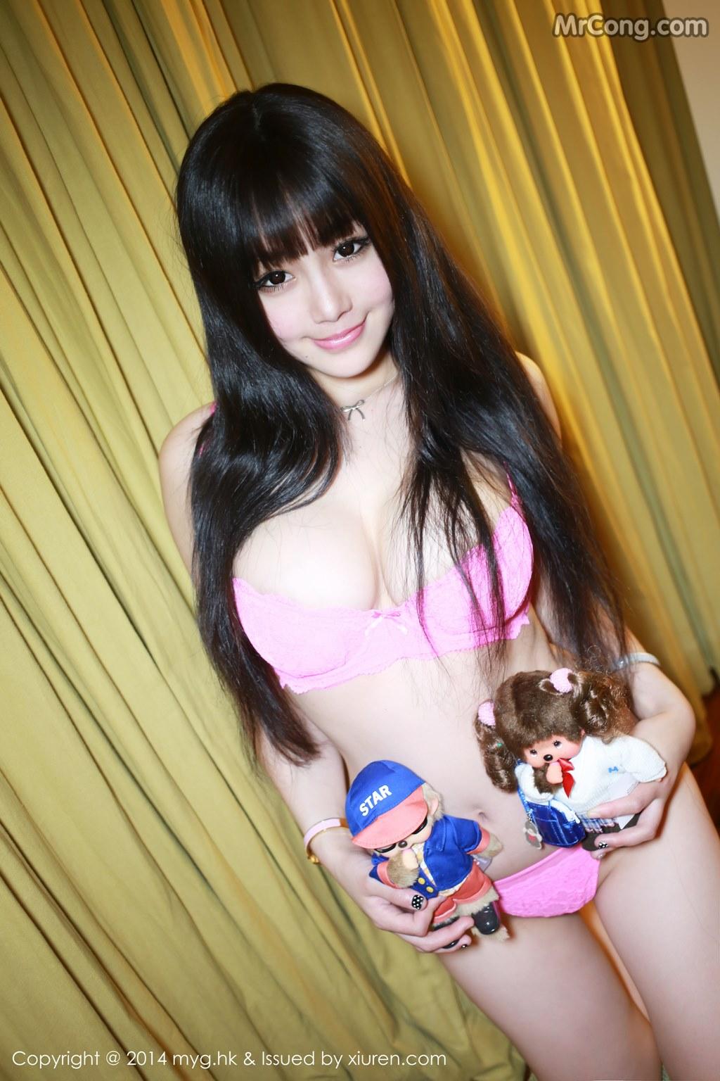 MyGirl Vol.013: Model Barbie Ke Er (Barbie可儿) (159P)