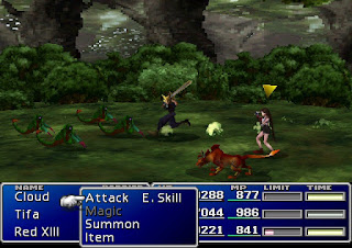 Free Download Games final fantasy VII psx iso for pc Full Version ZGASPC