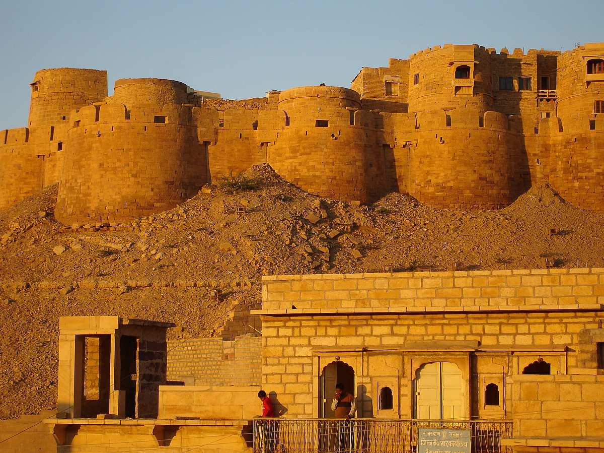 Indian Home Plan Jaisalmer Fort Rajasthan A Travel Guide Insight India