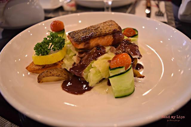 Norwegian Salmon Champions