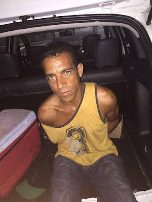Guarda Municipal de Balneário Camboriú (SC) detém procurado da justiça pela praça Higinio Pio