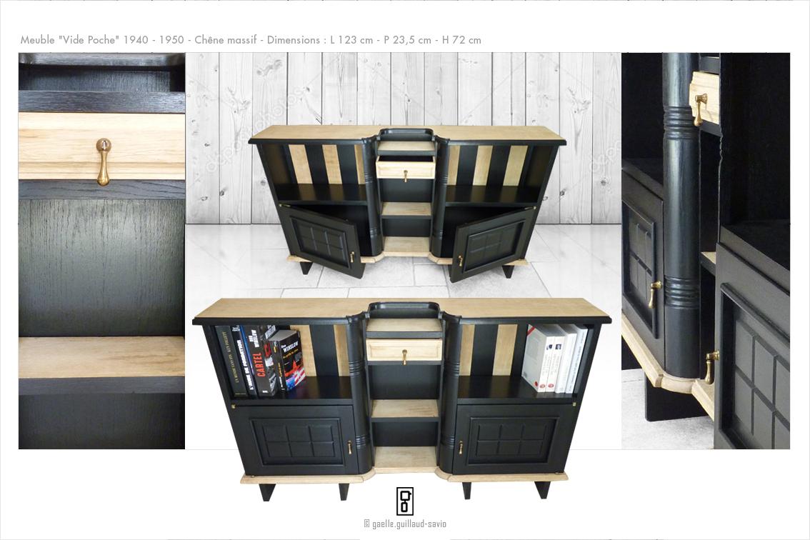 meuble vide poche design great meuble vide poche design console meuble entree fabrication. Black Bedroom Furniture Sets. Home Design Ideas