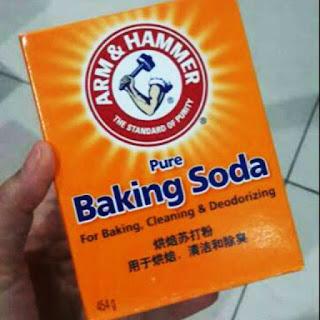 bahan tambahan kue baking soda