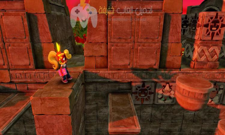تحميل لعبة كراش بانديكوت Crash Bandicoot N. Sane Trilogy