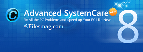 Advanced SystemCare 8 Pro Free Download