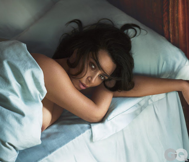 Kim Kardashian – GQ Magazine (July 2016)