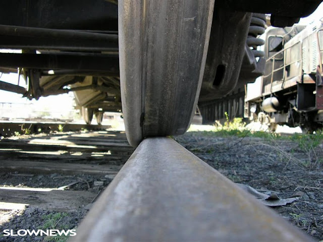 В Башкирии парня переехал поезд