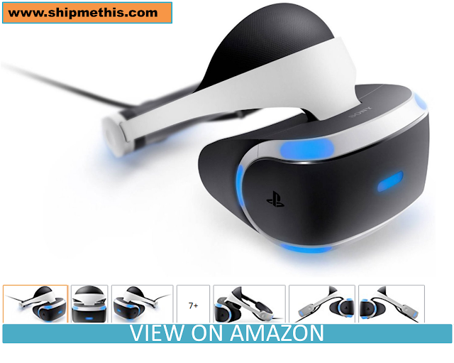 PlayStation VR headset system Sony Review