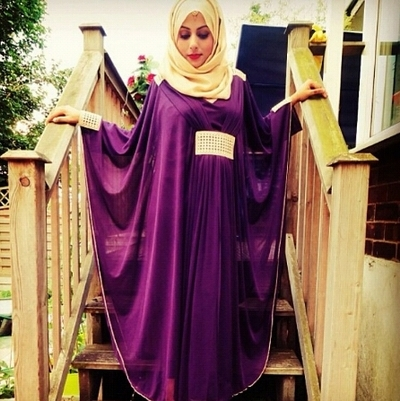 Beautiful Hijab Girls DPS