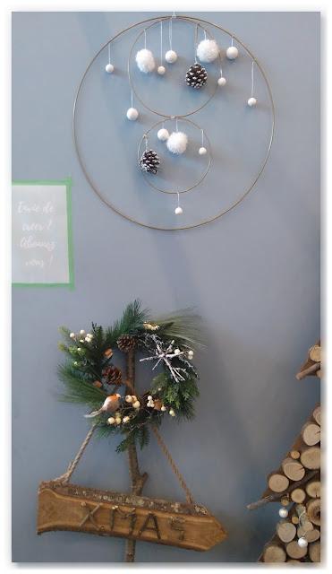 déco de Noël naturelle marie-Claire Idées