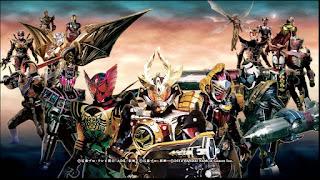 Kamen Rider Gaim Gaiden: Kamen Rider Knuckle
