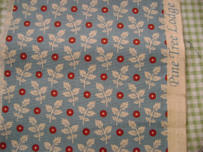 Judie Rothermel Pine Tree Lodge fabric