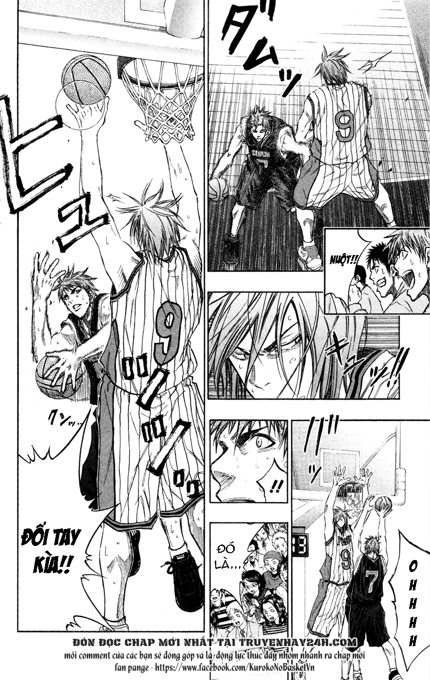 Kuroko No Basket chap 152 trang 6