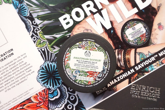 The Body Shop Amazonian Saviour