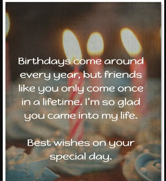 Happy Birthday Quotes Best Friend Girl: Birthday Wishes For Best Friend Female Even For Girlfriend