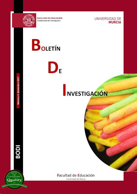 nº 4 (Dic.17) del Boletín de Investigación (BODI)