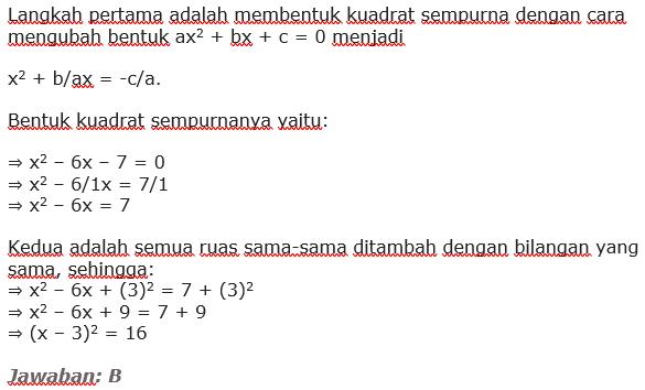 Soal Dan Pembahasan Matematika Kelas 9 Smp Kherysuryawan Id