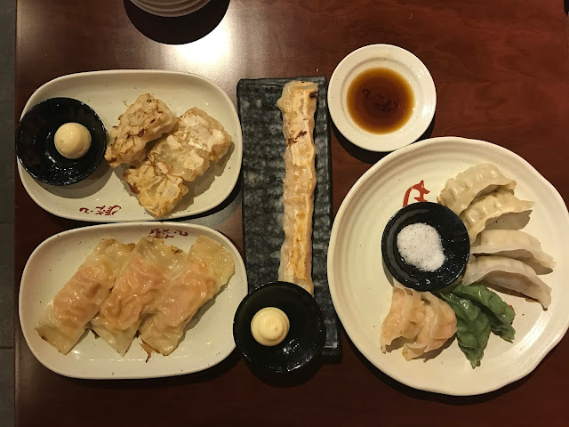 【食】PolyU 附近日本過江龍創作餃子*紅磡黃埔 餃餃餃子 Chao Chao Gyoza