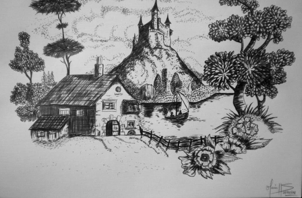 Dibujos Historia Del Dibujo A Lapiz