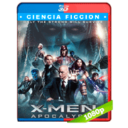 X-Men: Apocalipsis (2016) 3D Half OU 1080p Audio Dual Latino-Ingles