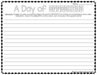 January 25th is National Opposite Day! Engage your elementary students with these FREE fun-filled learning activities to celebrate this silly holiday! Blog post and resource created by Jessica Lawler at Joy in the Journey