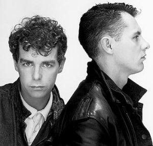 Foto de Pet Shop Boys en grises