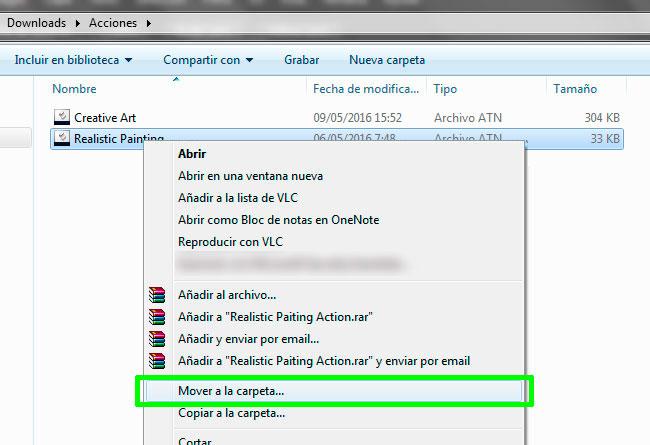 Cómo Instalar Acciones en Adobe Photoshop by Saltaalavista Blog Paso 01