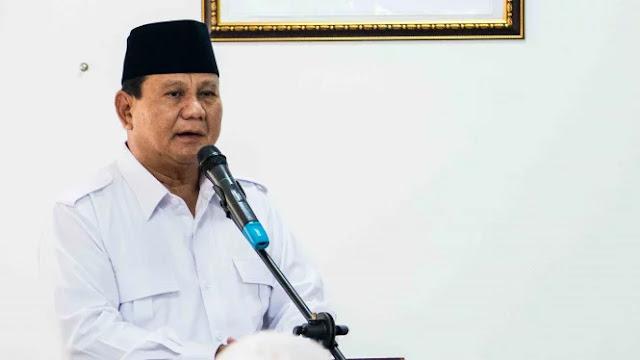 Pengadangan Pesawat, BPN: Alhamdulillah Pak Prabowo Selamat