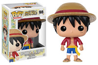 Funko Pop! Monkey D. Luffy