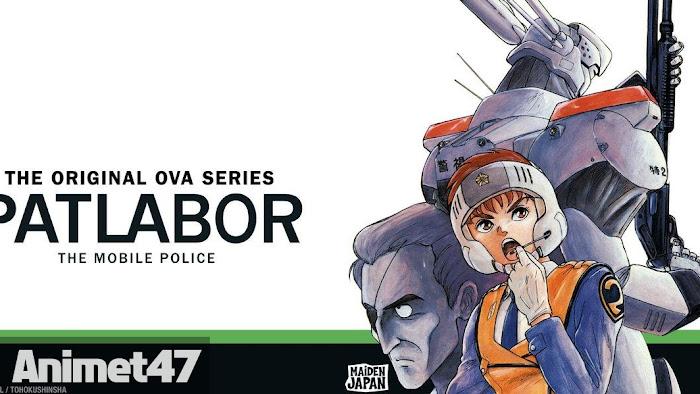 Ảnh trong phim Cảnh sát cơ động Patlabor 1