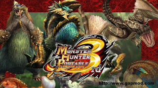Monster Hunter Portable 3rd HD ISO Android [English]