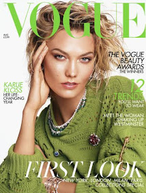 VOGUE MAGZINE AUGUST 2019
