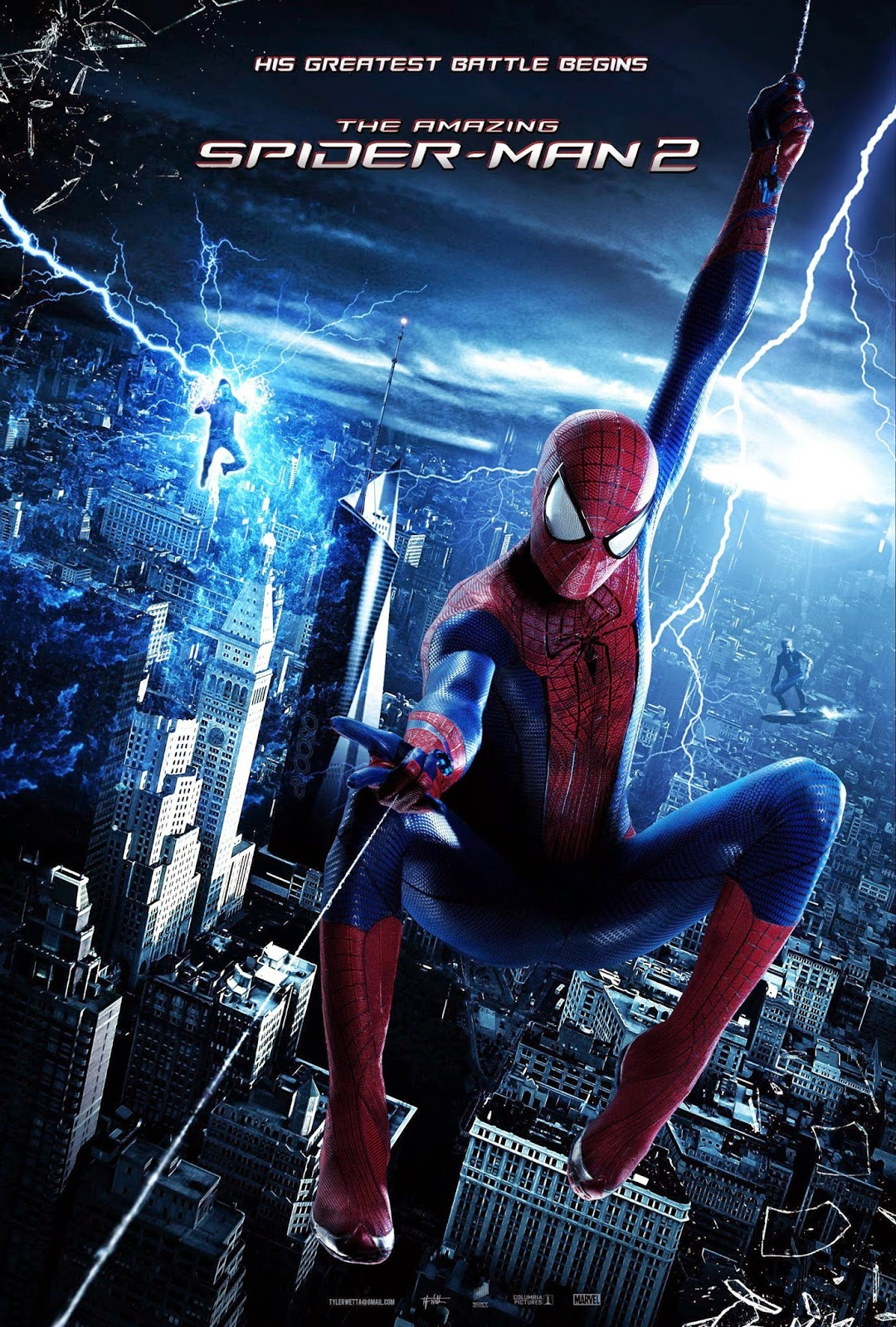 films city: the amazing spider man 2 (2014) dual audio brrip 720p hd