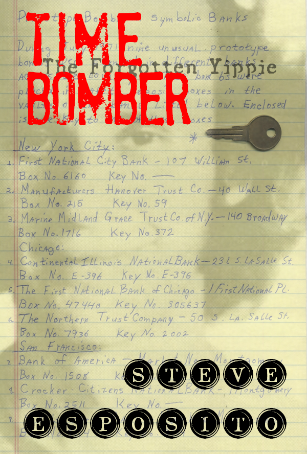 Book in Progress: Time Bomber