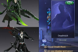 Survey Skin Elite Martis Deathrock