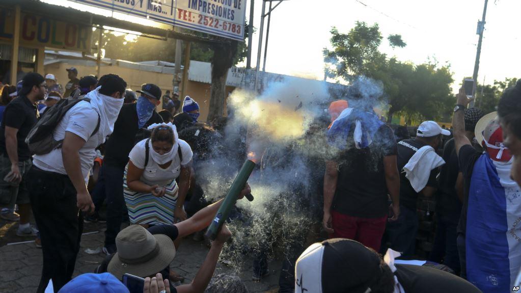 OEA calificó la masacre en Nicaragua como otro día trágico para ese país / AP