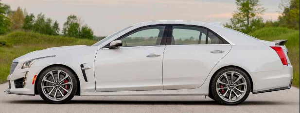 2019 Cadillac CTS-V Rumors