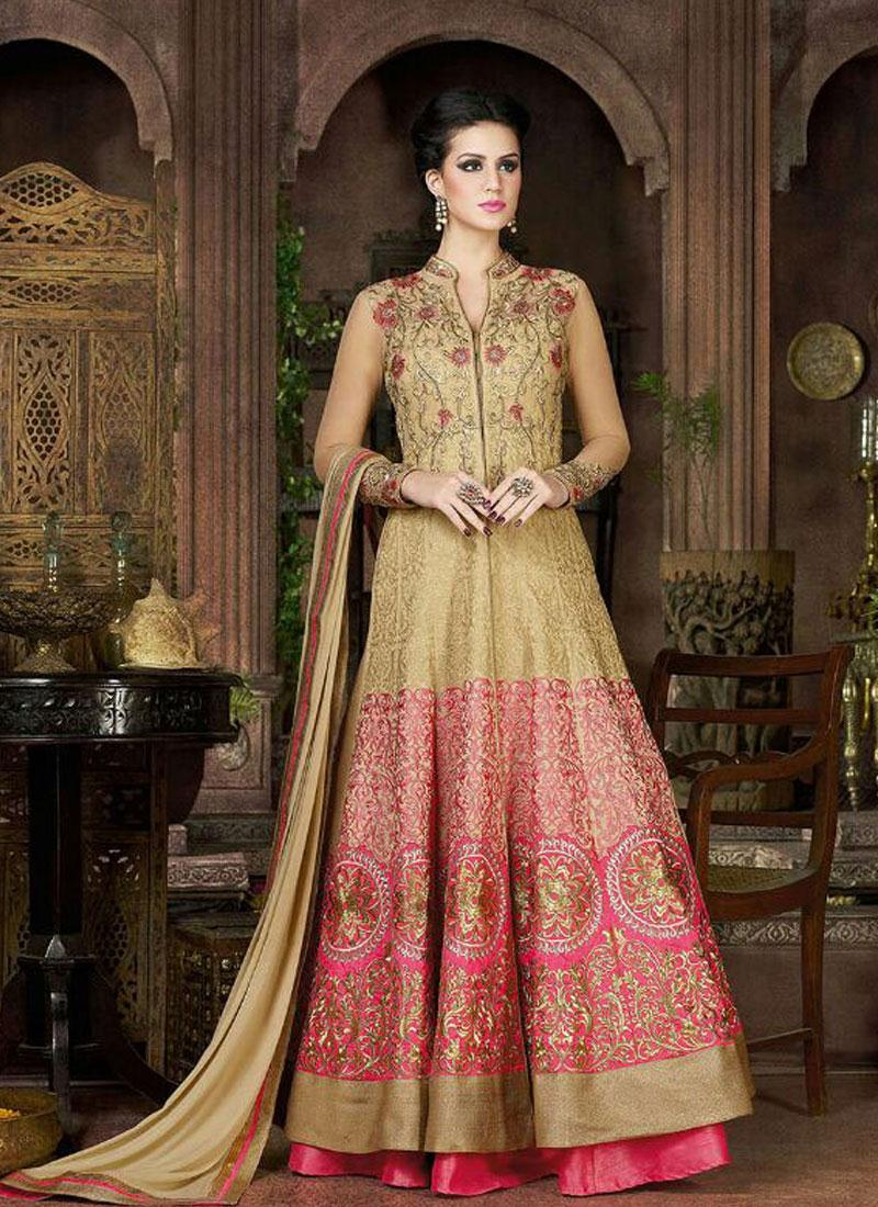 anarkali suits, partywear anarklai suits, bridal anarkali suits ...