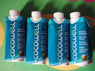 Agua-coco-cocowell