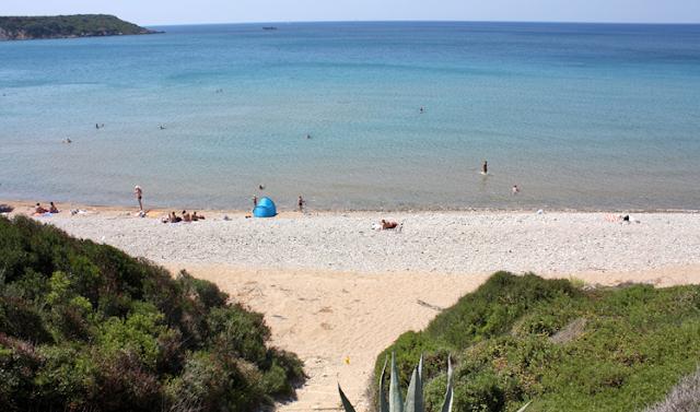 παραλία Γέρακας (Ζάκυνθος)
